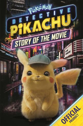 Detective Pikachu: Story of the Movie (Paperback)