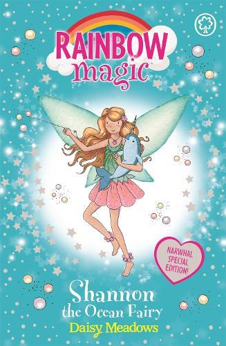 Rainbow Magic: Shannon the Ocean Fairy: Narwhal Special - Rainbow Magic (Paperback)