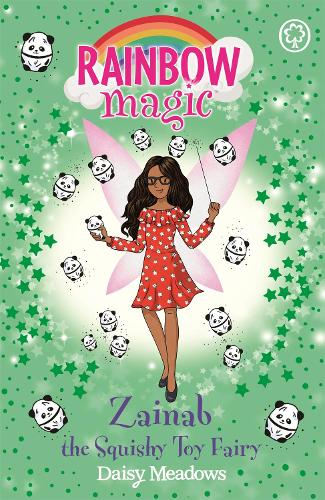 Rainbow Magic: Rainbow Magic: Zainab the Squishy Toy Fairy - Rainbow Magic (Paperback)