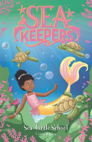 Sea Keepers: Sea Turtle School: Book 4 - Sea Keepers (Paperback)