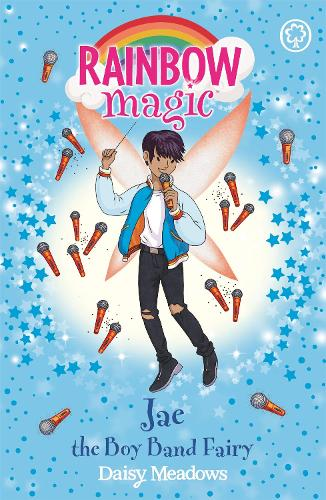 Jae the Boy Band Fairy - Rainbow Magic (Paperback)