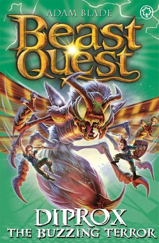 Beast Quest: Diprox the Buzzing Terror: Series 25 Book 4 - Beast Quest (Paperback)