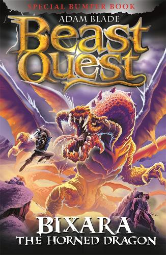 Beast Quest: Bixara the Horned Dragon: Special 26 - Beast Quest (Paperback)
