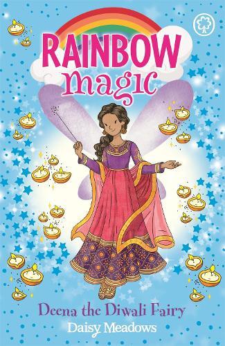 Rainbow Magic: Deena the Diwali Fairy: The Festival Fairies Book 1 - Rainbow Magic (Paperback)