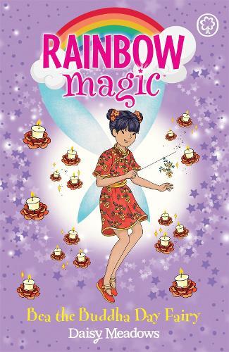 Rainbow Magic: Bea the Buddha Day Fairy: The Festival Fairies Book 4 - Rainbow Magic (Paperback)