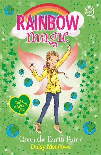 Rainbow Magic: Greta the Earth Fairy: Special - Rainbow Magic (Paperback)