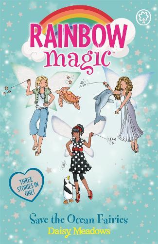 Rainbow Magic: Save the Ocean Fairies: Special - Rainbow Magic (Paperback)