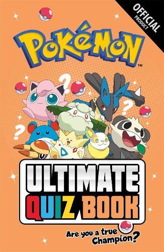 Pokemon Ultimate Quiz Book - Pokemon (Paperback)