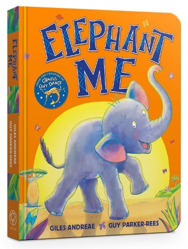 Elephant Me (Board book)