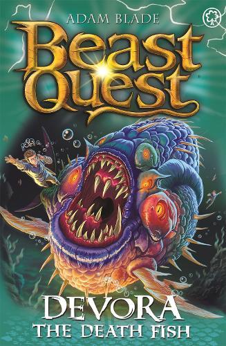 Beast Quest: Devora the Death Fish: Series 27 Book 2 - Beast Quest (Paperback)
