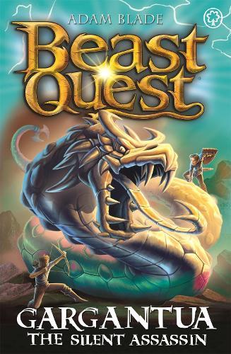 Beast Quest: Gargantua the Silent Assassin: Series 27 Book 4 - Beast Quest (Paperback)