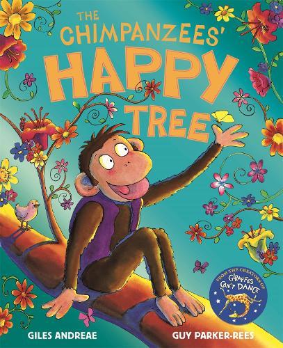 The Chimpanzees' Happy Tree (Paperback)