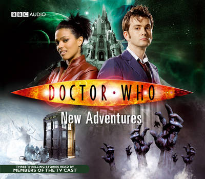 """Doctor Who"": New Adventures: WITH The Many Hands AND Martha in the Mirror AND Snowglobe 7 (CD-Audio)"