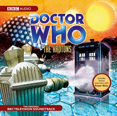"""Doctor Who"": The Krotons: TV Soundtrack (CD-Audio)"