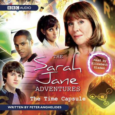 The Sarah Jane Adventures: The Time Capsule (CD-Audio)