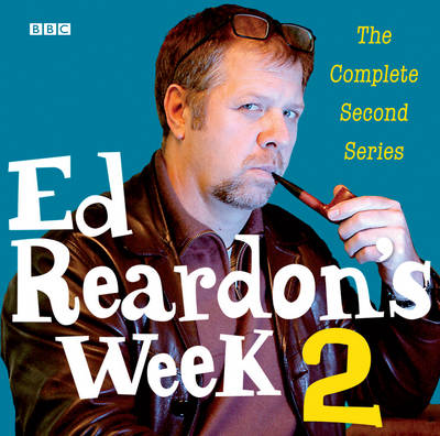 Ed Reardon's Week: The Complete Second Series (CD-Audio)