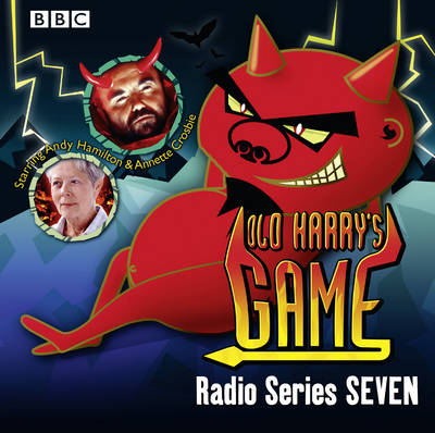 Old Harry's Game: The Complete Series Seven (CD-Audio)