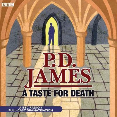 A Taste for Death (CD-Audio)