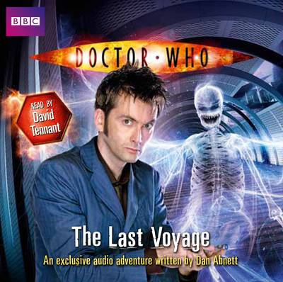 """""""Doctor Who"""": The Last Voyage (CD-Audio)"""