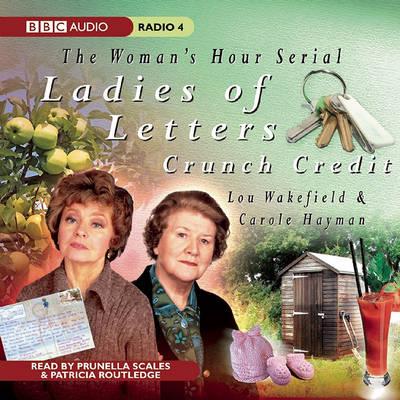 Ladies of Letters, Crunch Credit (CD-Audio)