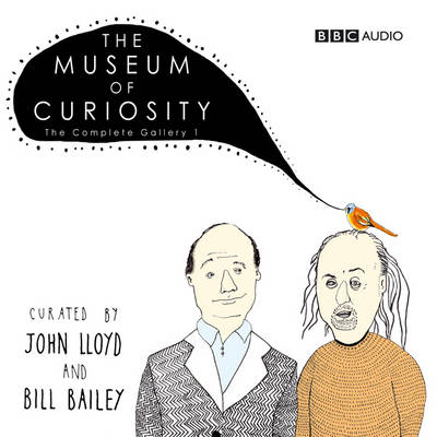 The Museum of Curiosity (CD-Audio)