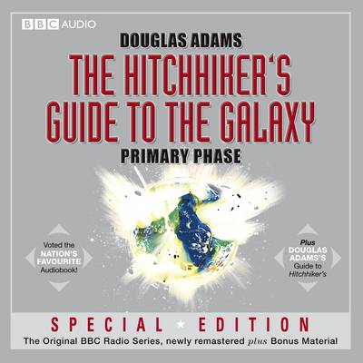Hitchhiker's Guide to the Galaxy: Primary Phase Special Edit (CD-Audio)