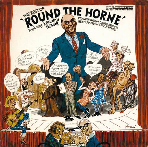The Best Of Round The Horne (CD-Audio)