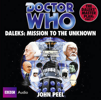 """""""Doctor Who"""": Daleks - Mission to the Unknown (CD-Audio)"""