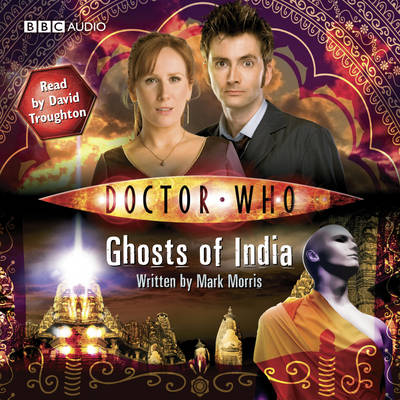 """""""Doctor Who"""": Ghosts of India (CD-Audio)"""