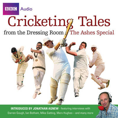 Cricketing Tales From The Dressing Room (CD-Audio)