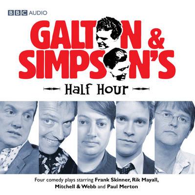 Galton and Simpson's Half Hour (CD-Audio)