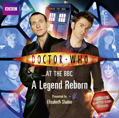 """""""Doctor Who"""" at the BBC: A Legend Reborn (CD-Audio)"""