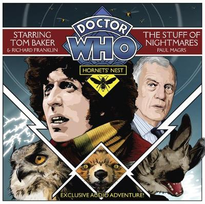 Doctor Who Hornets' Nest 1: The Stuff Of Nightmares (CD-Audio)