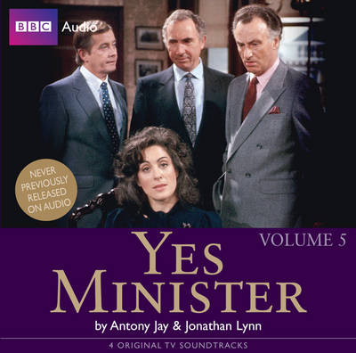"""Yes Minister"": No. 5 (CD-Audio)"