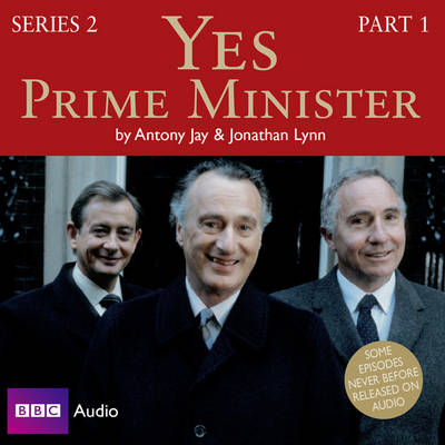 Yes Prime Minister: Series 2 Prt. 1 (CD-Audio)