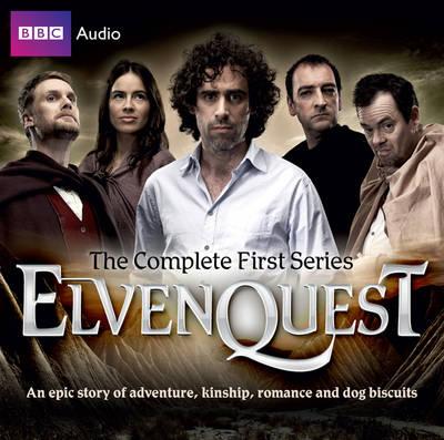 Elvenquest (CD-Audio)