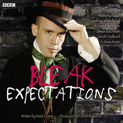 Bleak Expectations: The Complete Third Series - Bleak Expectations Complete Series (CD-Audio)