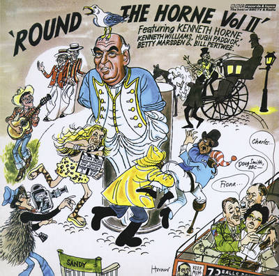 """Round the Horne"": v. 2 (CD-Audio)"