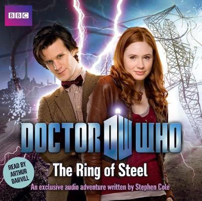 Doctor Who: The Ring Of Steel (CD-Audio)