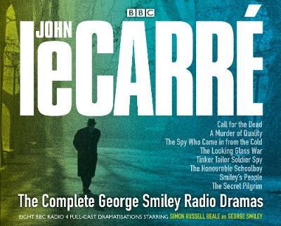 The Complete George Smiley Radio Dramas (CD-Audio)