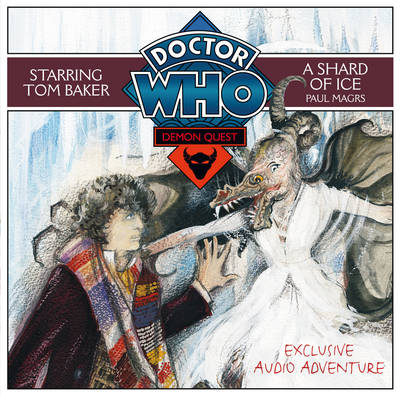 Doctor Who: Demon Quest: Shard of Ice v. 3 (CD-Audio)