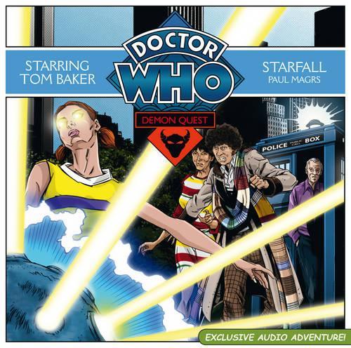 Doctor Who: Demon Quest: Doctor Who Demon Quest 4: Starfall Starfall v. 4 (CD-Audio)