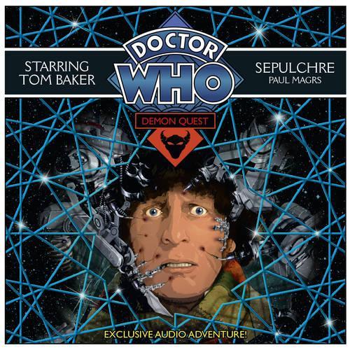 Doctor Who: Demon Quest: Doctor Who Demon Quest 5: Sepulchre Sepulchre v. 5 (CD-Audio)