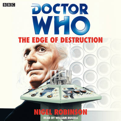 Doctor Who: The Edge of Destruction (CD-Audio)