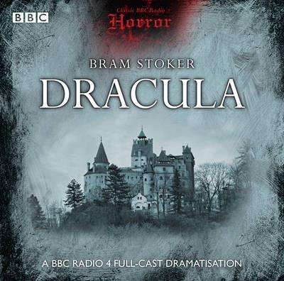 Dracula - Classic BBC Radio Horror (CD-Audio)