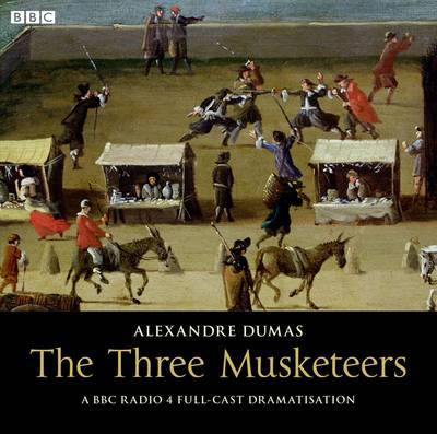 The Three Musketeers (CD-Audio)