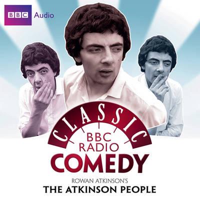 Rowan Atkinson's The Atkinson People (CD-Audio)