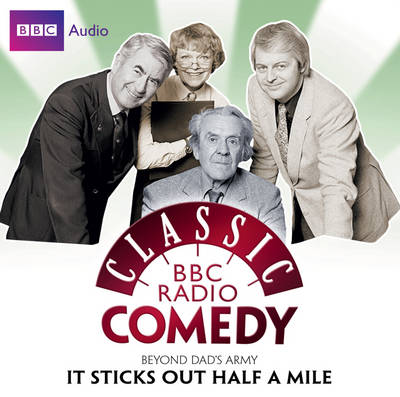 Dad's Army: It Sticks Out Half a Mile - Classic BBC Radio Comedy (CD-Audio)