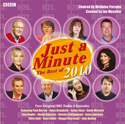 Just A Minute: The Best Of 2010 (CD-Audio)