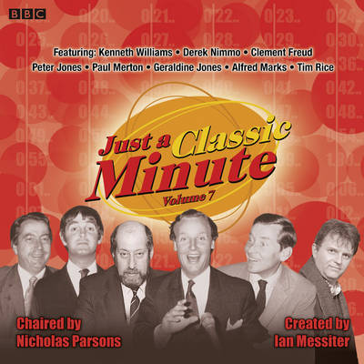 Just a Classic Minute: v. 7 (CD-Audio)